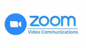 Zoom videoconference in Los Angeles