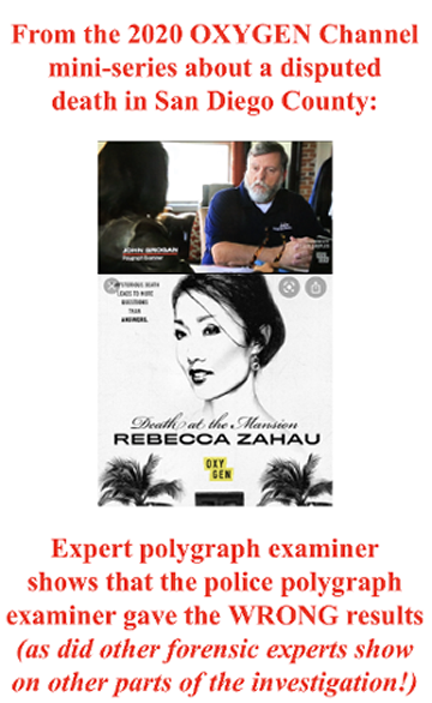 the very best polygraph test in Los Angeles